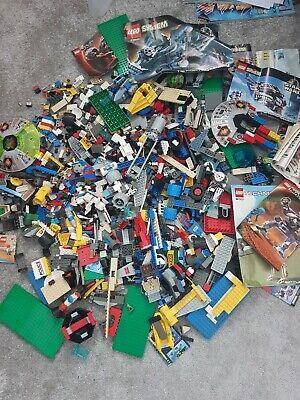 Lego JobLot 3.6 Kg Vintage Star Wars System Etc Bundle
