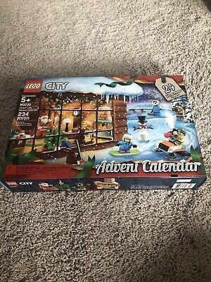 LEGO City Advent Calendar 2019 #60235 |BRAND NEW FACTORY SEALED Christmas