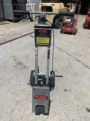 Pearl Abrasive Easy Hammer Trolley Pa01ht Jack Hammer Cart