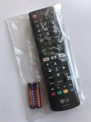 NEW GENUINE ORIGINAL LG AKB75095307 Remote Control OEM 4K TV 55UJ6300-UA 60UJ605