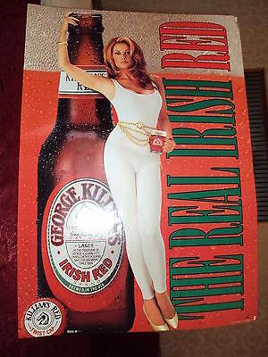 New,  Irish sexy Girl Beer Poster
