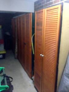 four wardrobes or storage cupboards Armidale Armidale City Preview