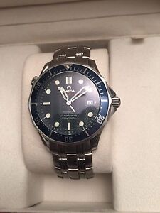 Omega Seamaster 300m Co-Axial 2500