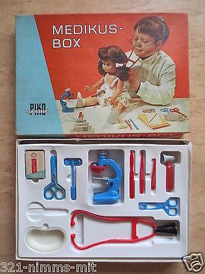 +++Piko Medicus Box+++Piko Spielwaren Nr. 2/30 Puppendoktor