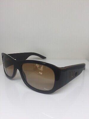 New Christian Dior Sunglasses Dior Lovingly Dior 2 C. KVBCM Brown 57-16mm Italy