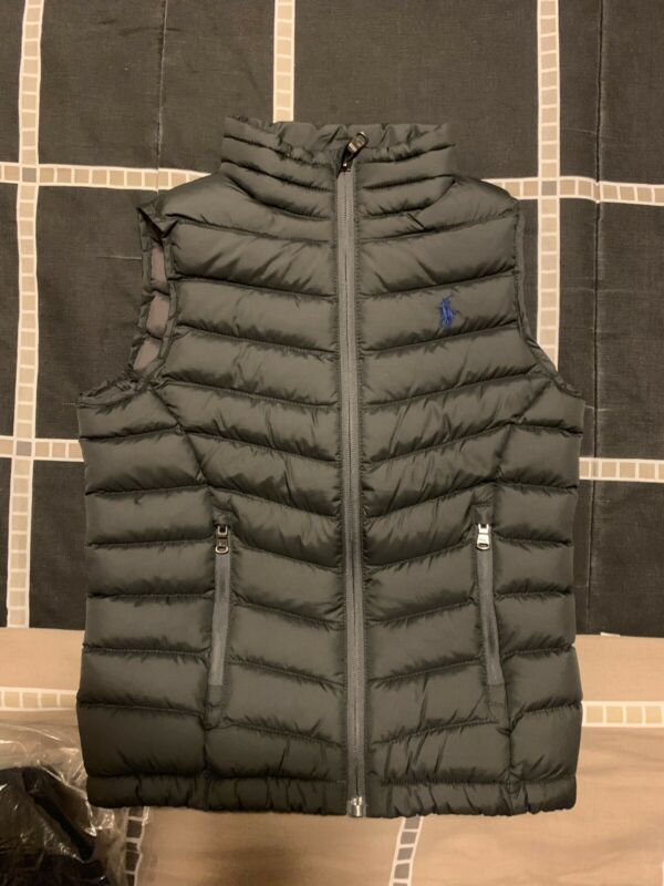 Ralph Lauren Polo Vest Kid Size 4T
