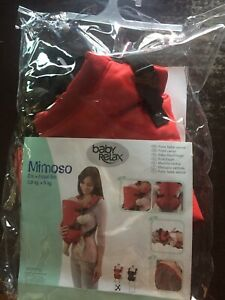 Baby carrier 514-462-2762