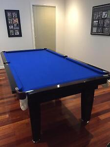 Billiard/Pool Table 8x4ft with Accessories Caroline Springs Melton Area Preview
