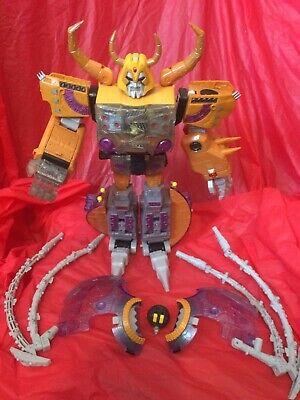 """Transformers Armada Unicron, 16"""" tall, Hasbro"""
