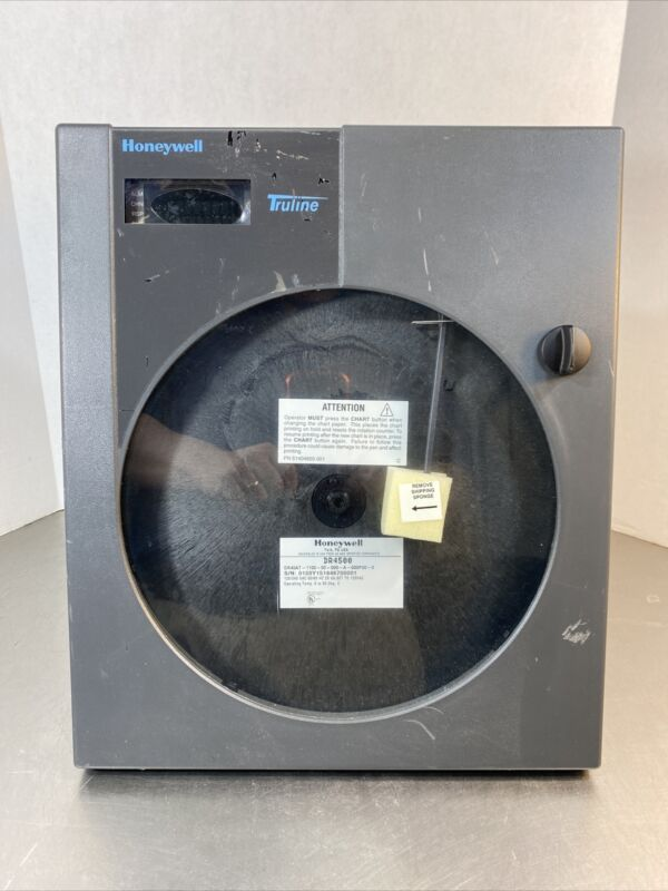 HONEYWELL TRULINE  CHART RECORDER DR45AT-1100-00-000-A-000P00-0   MBP