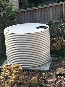 Rain water tank Mosman Mosman Area Preview