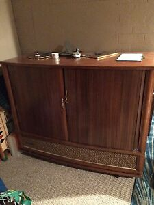 Antique Entertainment Center
