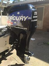 Outboard Mercury 115 four stroke Gaven Gold Coast City Preview