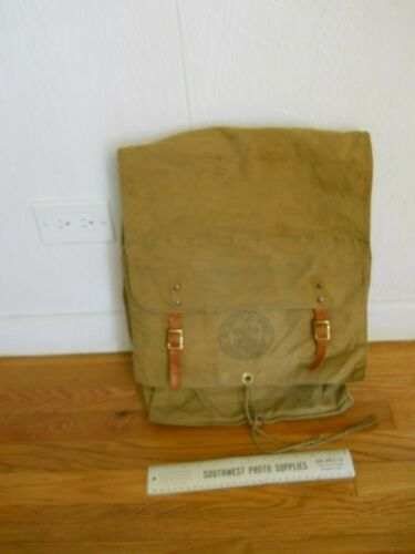 BOY SCOUTS OF AMERICA VINTAGE #574 YUCCA PACK (USED IN VERY GOOD CONDITION)