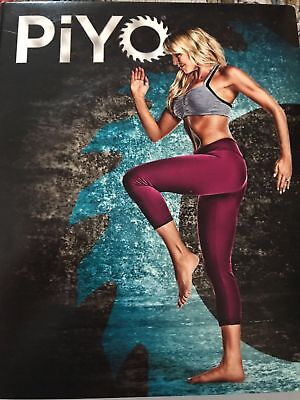 Brand New Workouts Deluxe Full Set piyo 5Dvd Come W/ All Guides