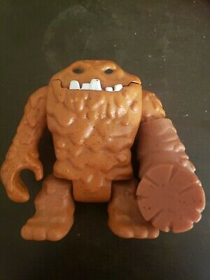 Fisher Price Imaginext Clay Face with Hammer Hand