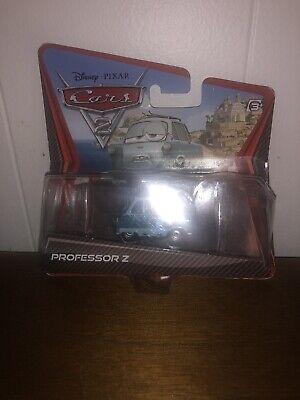 Disney Pixar Cars 2 Professor Z - BRAND NEW!