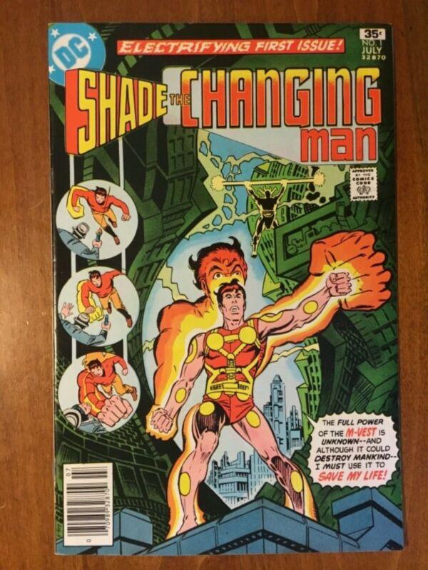 VINTAGE DC COMICS SILVER & BRONZE AGE LOT-NICE STARTER SET!!