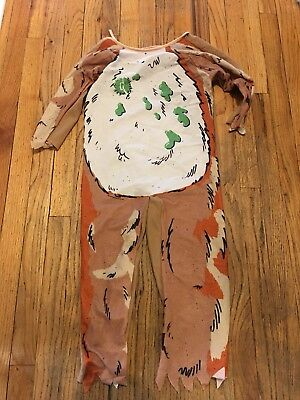 Goosebumps Cuddles the Hamster Halloween Costume Child Kids Boys Girls Sz 7-10