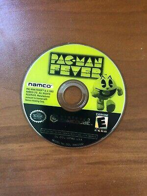 Pac-Man Fever (Nintendo GameCube, 2002)
