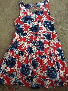 Girls/Youth Summer Dresses - 'Justice' - Size 18