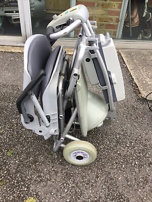 aquasoothe mobility scooter Used