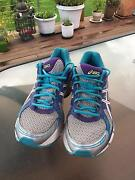 Asics running shoes, female, hardly used, size 8,5 / 40 Geelong West Geelong City Preview