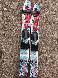 Kids water skis ALMOST NEW Ashtonfield Maitland Area Preview