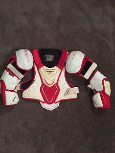 Shoulder pads and elbow pads