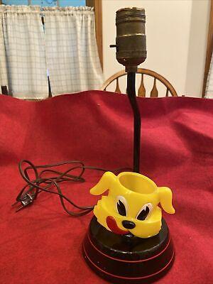 Ken-l ration Fido Dog lamp Light not working parts repair