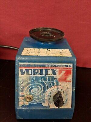 Scientific Industries Vwr G-560 Vortex Genie 2 Mixer Tested
