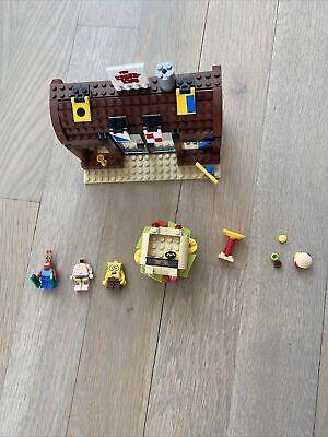 Lego 3833 - Spongebob Squarepants Krusty Krab 96% Complete