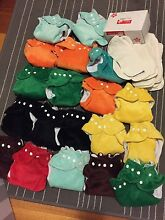Baby Beehinds Modern Cloth Nappies x 19 Gladstone Park Hume Area Preview