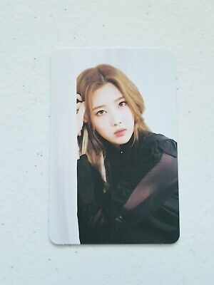 """MONTHLY GIRL LOONA KimLip Official Limited Photocard - Official Repackage """"X X"""""""