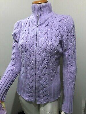 Iris von Arnim woman sweater 100%cashemire size M excellent condition