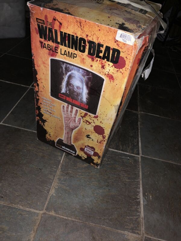 The Walking Dead Zombie hand Lamp