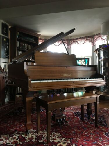 Chickering and Sons Quarter Grand Piano