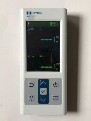 Covidien PM10N Nellcor Portable SpO2 Patient Monitoring System