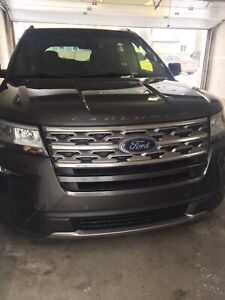 2018 Ford Explorer.. No GST .. Private Sale