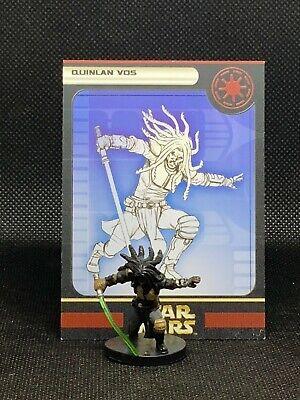 Star Wars Miniatures: Clone Strike - Quinlan Vos (24/60)