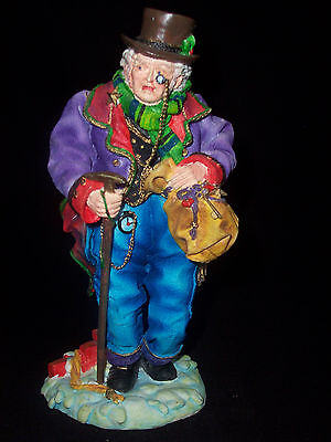 Department 56 Scrooge Figurine In the Spirit Dickens 'A Christmas Carol'