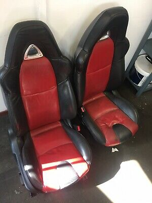 Mazda Rx8 Front Leather Seats