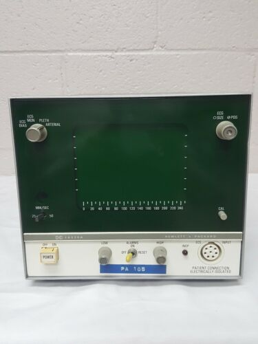 Hewlett-Packard 78330A EKG Monitor