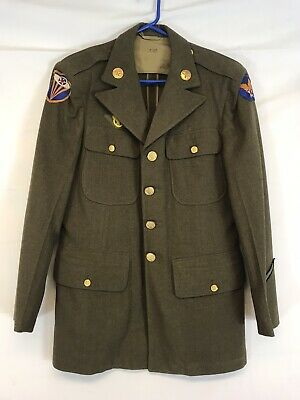 WW2 US Army Air corps Jacket  Early Jacket Nice