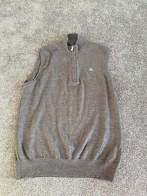 j lindeberg Sleeveless Sweater XXL