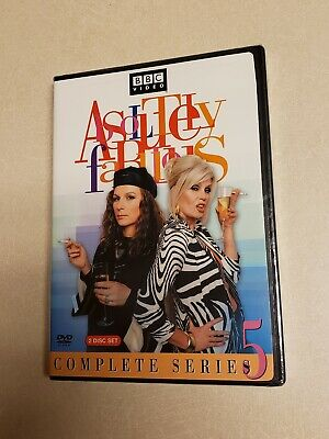 Absolutely Fabulous - Series 5 (DVD, 2005, 2-Disc Set)