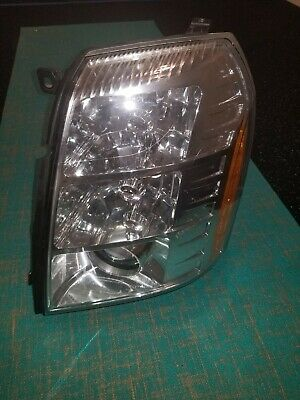 Cadillac Escalade Headlight assembly used 2007- 2014, 15916967 headlamp