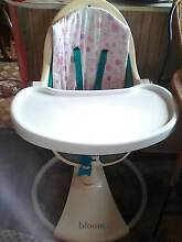 Exclusive Bloom brand high chair. Retails new for $1,500 Leopold Geelong City Preview