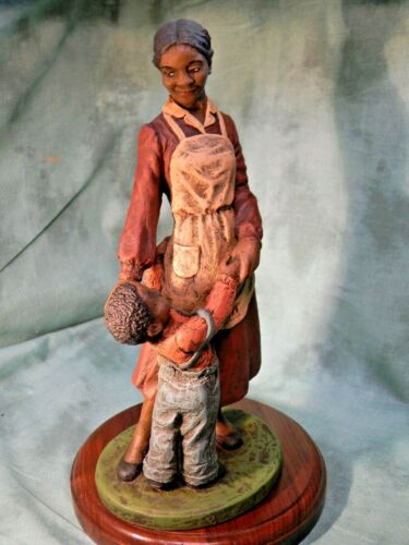 """""""Mother and Child"""" Positive Image Collection by Norman A. Hughes"""