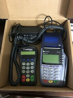 Verifone Vx510 Comni 3730 With A Linkpoint International